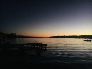 Green Lake Evening