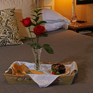 Click here to learn more about our guest rooms